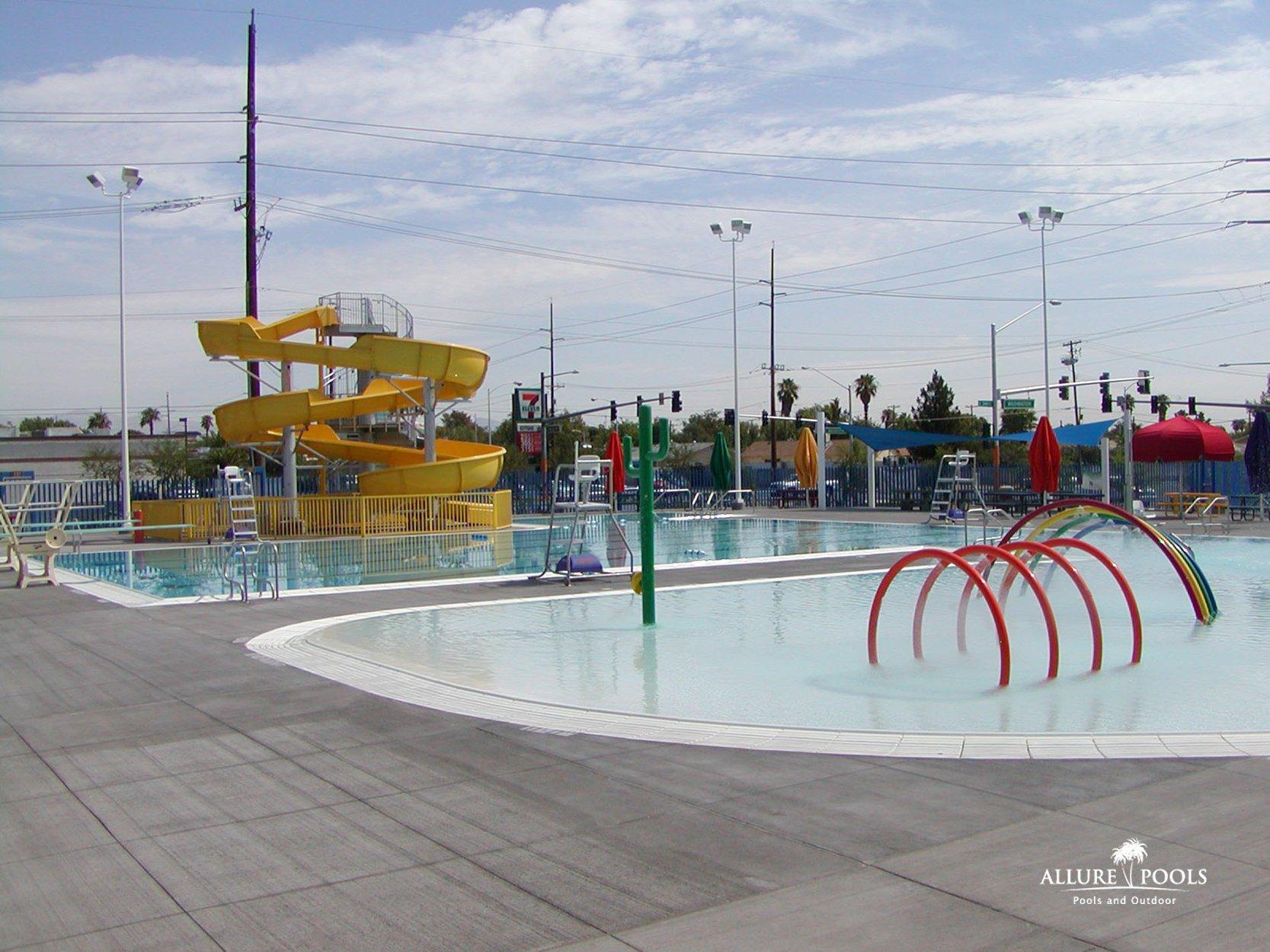 Commercial Pools Builders Pool Builders In Las Vegas