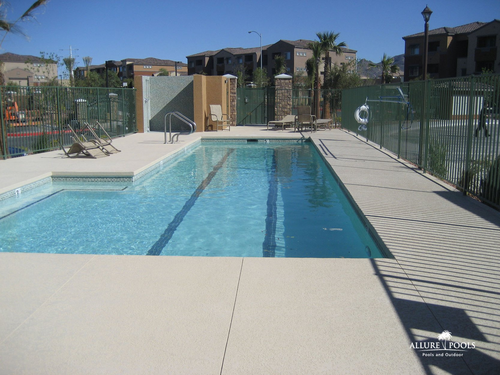 Commercial Pools Builders Pool Builders In Las Vegas