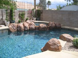 Custom Feature #005 by Allure Pools and Outdoor