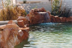Custom Feature #007 by Allure Pools and Outdoor