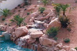 Custom Feature #008 by Allure Pools and Outdoor