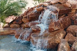 Custom Feature #015 by Allure Pools and Outdoor