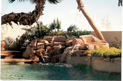 Custom Feature #017 by Allure Pools and Outdoor