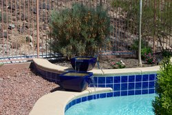 Custom Feature #018 by Allure Pools and Outdoor