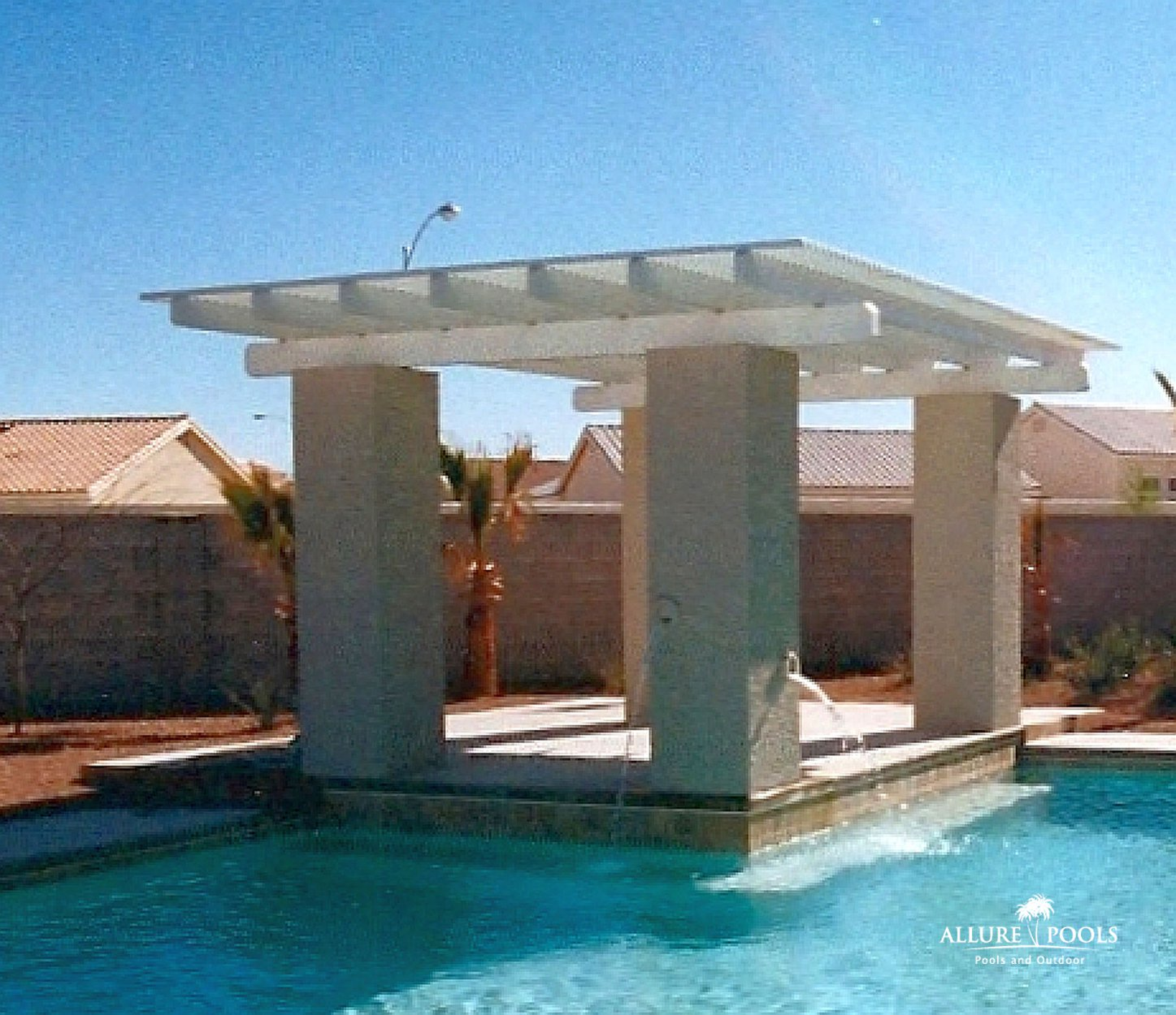 Outdoor Living : Outdoor Kitchens Las Vegas : allurepools.net