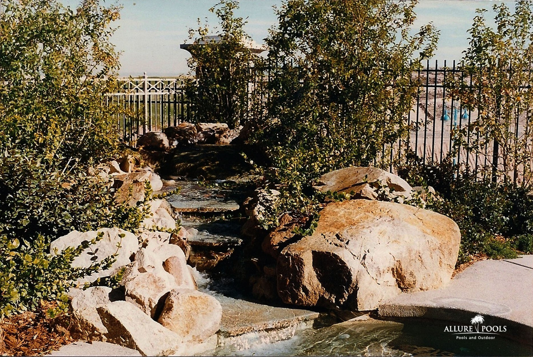 Ponds And Streams Pool Builder Pool Plastering Las