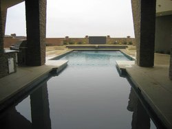 Residential Pool #006 by Allure Pools and Outdoor