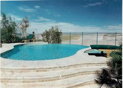 Residential Pool #007 by Allure Pools and Outdoor