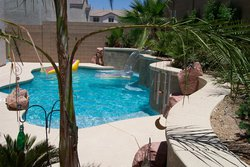 Residential Pool #018 by Allure Pools and Outdoor