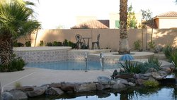 Residential Pool #019 by Allure Pools and Outdoor