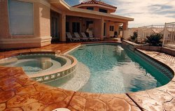 Residential Pool #020 by Allure Pools and Outdoor