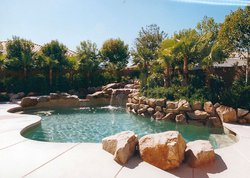 Residential Pool #022 by Allure Pools and Outdoor