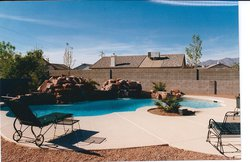 Residential Pool #023 by Allure Pools and Outdoor