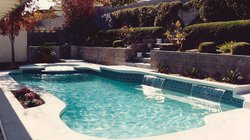 Residential Pool #031 by Allure Pools and Outdoor