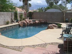 Residential Pool #033 by Allure Pools and Outdoor