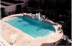 Residential Pool #038 by Allure Pools and Outdoor