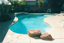 Residential Pool #039 by Allure Pools and Outdoor