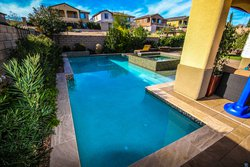 Residential Pool #040 by Allure Pools and Outdoor