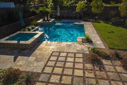 Residential Pool #042 by Allure Pools and Outdoor