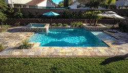 Residential Pool #043 by Allure Pools and Outdoor