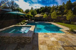 Residential Pool #044 by Allure Pools and Outdoor