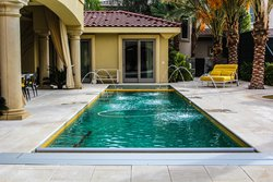 Residential Pool #046 by Allure Pools and Outdoor
