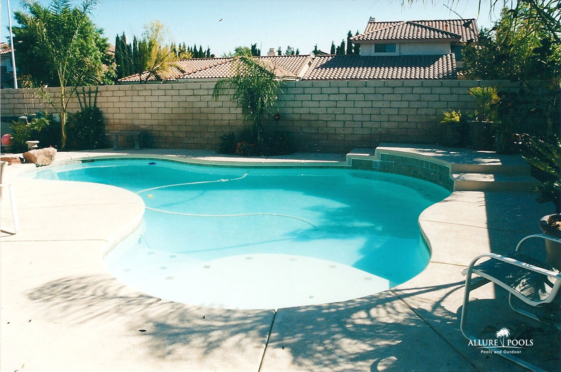 Concrete Pools Las Vegas Swimming Pool Builders